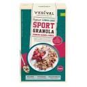 Verival BIO sporta granola ar avenēm, mandelēm un kokosriekstiem, 400g