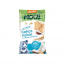 Mogli BIO speltas kviešu sviesta cepumi ar kokosriekstiem, 50g
