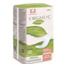Organyc higiēniskās pēcdzemdību paketes pirmajām dienām, no organiskās kokvilnas, 12gb.