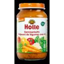 Holle BIO dārzeņu un rīsu biezenis no 8 mēn., 220g