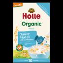 Holle BIO Junior Muesli pilngraudu graudaugu pārslas ar kukurūzas pārslām no 10 mēn., 250g