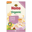 Holle BIO pilngraudu un augļu pārslas zīdaiņiem no 10 mēn., 250g