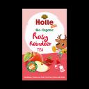 "Holle BIO augu tēja bērniem ""Rosy Reindeer"", 44g (20x2,2g)"