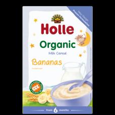 Holle BIO piena putra ar banāniem zīdaiņiem no 6 mēn. 250g