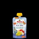 """Holle BIO augļu biezenis ar auzām """"Blue Bird"""" no 6mēn., 100g"""