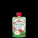 """Holle BIO bumbieru un ābolu biezenis ar spinātiem """"Power Parrot"""" no 6 mēn., 100g"""