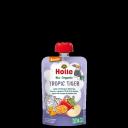 """Holle BIO ābolu biezenis ar mango un marakuju """"Tropic Tiger"""" no 8 mēn., 100g"""