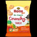 Holle Kids BIO kraukšķīgas uzkodas bērniem ar āboliem un kanēli, 25g