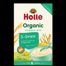 Holle BIO 3 graudu putra zīdaiņiem no 6 mēn., 250g