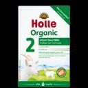 Holle BIO Formula 2 mākslīgais kazas piena maisījums zīdaiņiem no 6 mēn., 400g