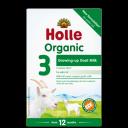 Holle BIO Formula 3 mākslīgais kazas piena maisījums zīdaiņiem no 12 mēn., 400g