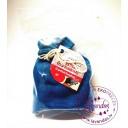 """Baltic Gift Factory aromātiskās koka bumbiņas lina maisiņā """"Greipfrūts"""", 5 gb."""