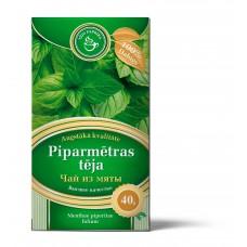 Tēju Fabrika piparmētru tēja, 40g