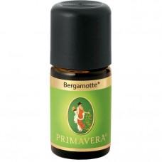 Primavera organiska bergamotes ēteriskā eļļa, 5ml