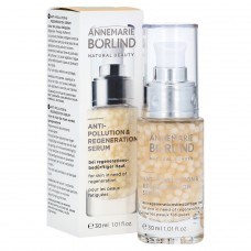 Annemarie Borlind Anti-Pollution&Regeneration Serum aizsargājošs/reģenerējošs serums, 30ml