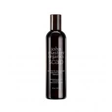 John Masters Organics šampūns galvas ādu stimulējošs ar krūzmētru un vīgriezi, 236ml