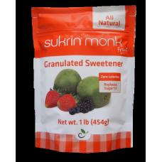 Sukrin Monk Fruit dabīgais saldinātājs, 454g