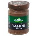 Olympos BIO sezama pasta Tahini ar kakao, 300g