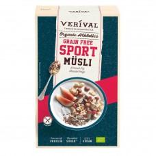 Verival BIO Organic Athletics bezgraudu sporta muslis ar mandelēm un vīģem, 300g
