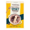 Verival BIO Organic Athletics sporta biezputra ar šokolādi un banāniem, 350g