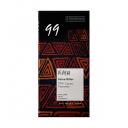 Vivani BIO melnā šokolāde ar 99% kakao no Panamas, 80g