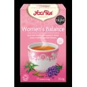 """Yogi Tea BIO tēja sievietes harmonijai """"Women`s Balance"""", 17pac./30,6g"""