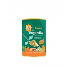 Marigold bezglutēna rauga pārslas SuperEngevita ar vitamīnu B12 un vitamīnu D, 100g