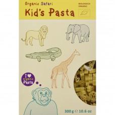 "Alb Golds BIO makaroni / pasta bērniem ""Safari"", 300g"