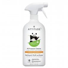 Attitude universāls tīrīšanas līdzeklis ar citrusu smaržu, 800ml