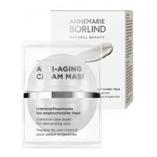 Annemarie Borlind Beauty Mask Anti - Aging krēmveida sejas maska, 50ml