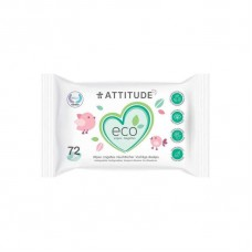 Attitude Little Ones mitrās salvetes mazuļiem, 72gb.