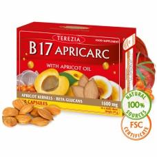 Terezia uztura bagātinātājs B17 Apricarc, 60 kaps.