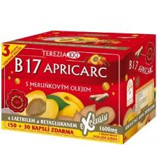 Terezia uztura bagātinātājs B17 Apricarc, 180 kaps.
