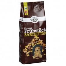 Bauckhof BIO bezglutēna kraušķīgās brokastis ar tumšo šokolādi, 300g