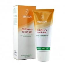 Weleda piena zobu tīrīšanas gēls bērniem, 50ml