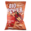 Biopont BIO kukurūzas pufi ar zemeņu garšu, bezglutēna, 70g
