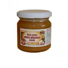 Deiva uztura bagātinātājs bišu māšu peru pieniņš medū, 240g
