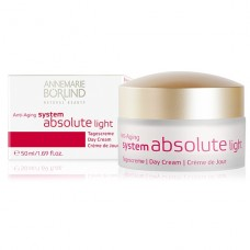 Annemarie Borlind Anti Aging System Absolute Light dienas krēms, 50ml
