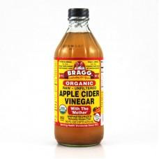 Bragg Pola Brega BIO ābolu sidra etiķis, 473ml