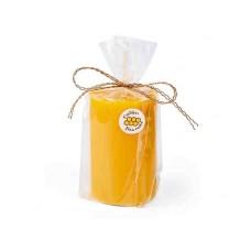 Emīlijas Bišu Vasks bišu vaska cilindra svece mazā 42x65 mm