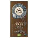 Alce Nero BIO 70% tumšā šokolāde ar jūras sāli, 50g