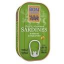 Bon Appetit sardīnes olīveļļā, 120g