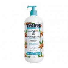 Coslys Dermo Sens dušas želeja krēmveida ar bio saldo mandeļu ekstraktu jutīgai ādai, 950ml