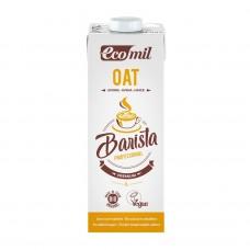 Ecomil BIO baristas auzu dzēriens bez cukura, 1l