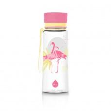 Equa BPA FREE ūdens pudele Flamingo, 600ml