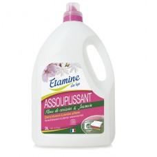 Etamine du Lys veļas mīkstināšanas līdzeklis ar ķiršu ziedu un jasmīnu smaržu, 3l