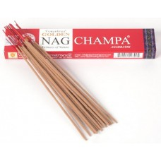 Vijayshree Golden Nag smaržkociņi Champa, 15g