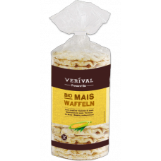 Verival BIO kukurūzas galetes, 100g