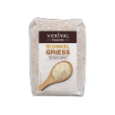 Verival BIO plēkšņu kviešu (speltas) manna, 500g