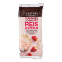 Verival BIO zemeņu / jogurta rīsu galetes, 100g